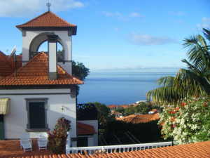 Madeira Villa with Panoramic Tower