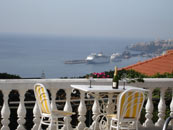 Madeira Villa by the pool with view to  Funchal Harbour