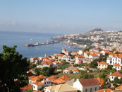 Madeira Villa View of Funchal Harbour